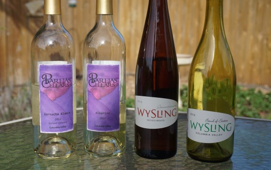 Parejas Cellars offers a lineup of bright whites perfect for the summer stretch of patio days ahead. Viki Eierdam