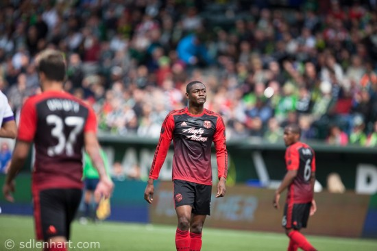 Timbers just didn't have the right mix of energy and emotion