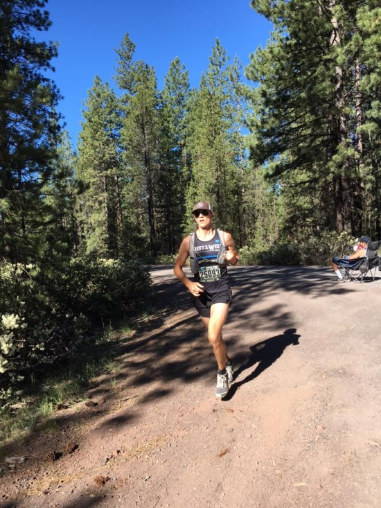 Pac Crest trail 2017