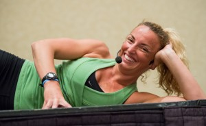 IDEA Fitness Convention San Diego 2012 by Len Spoden Photography