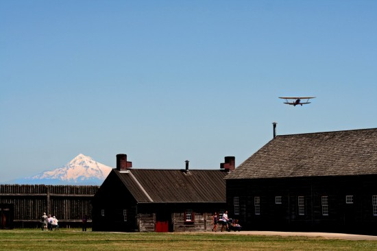 Fort-Vancouver-with-Mt.-Hood-and-Plane-1024x682.jpg